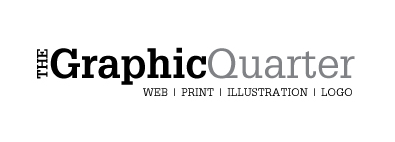 The Graphic Quarter Logo