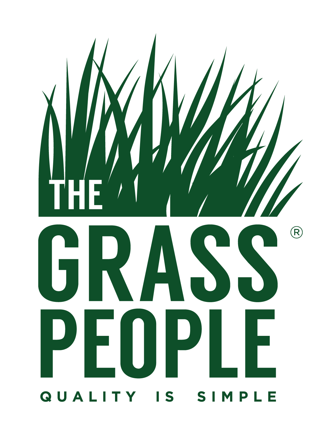 The Grass People Logo