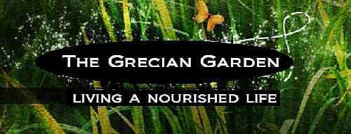 The Grecian Garden Logo