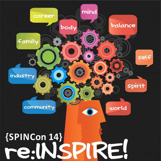 SPIN: Senior Planners Industry Network Logo
