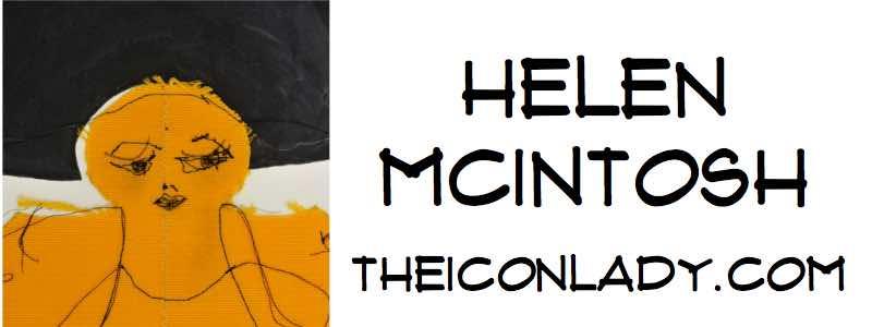 TheIconLady.com Logo