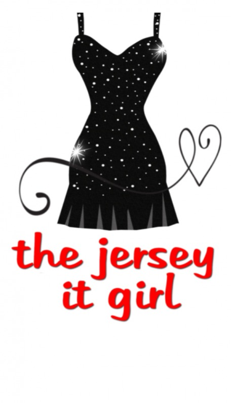 the jersey it girl Logo