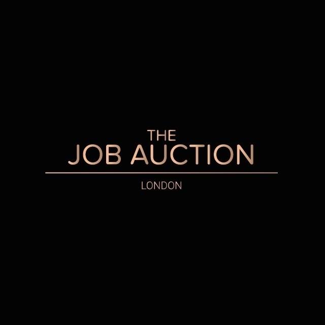 The Job Auction Logo