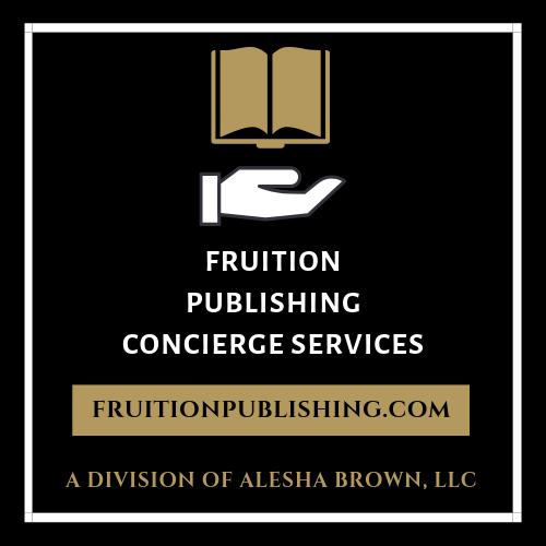 Alesha Brown LLC dba Fruition Publishing Concierge Services Logo