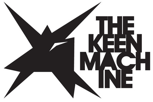 The Keen Machine Logo
