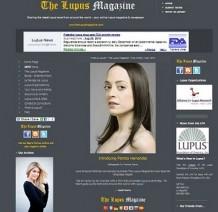 The Lupus Magazine Logo