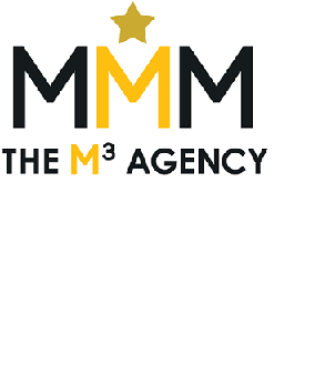 The M3 Agency Logo