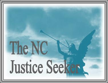 The NC Justice Seeker Logo