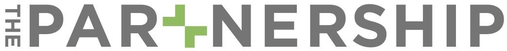 The Partnership   Digital Advertising Design Logo