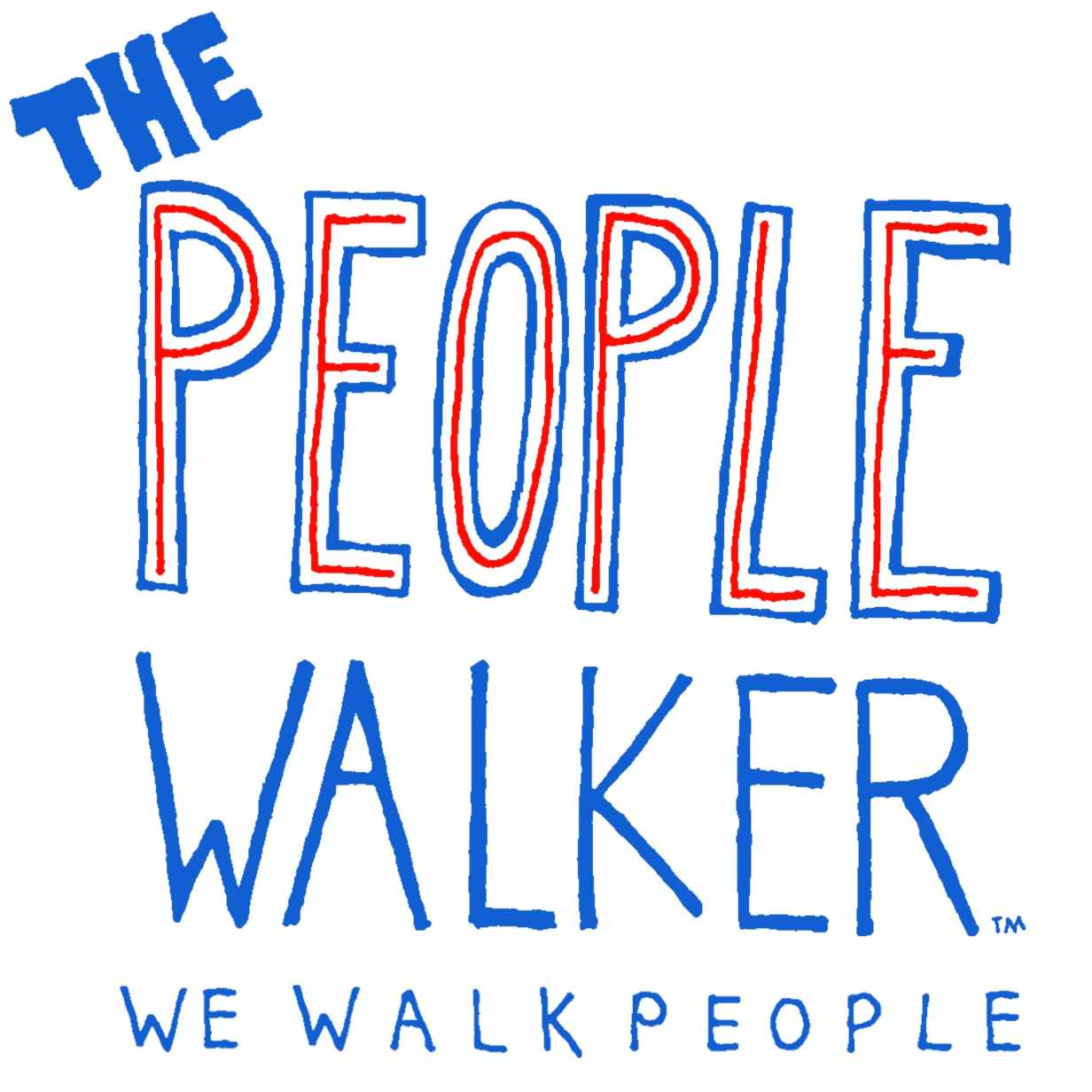 The People Walker Logo