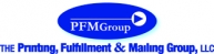 The Printing, Fulfillment and Mailing Group, LLC Logo