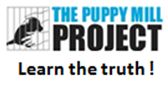 The Puppy Mill Project Logo