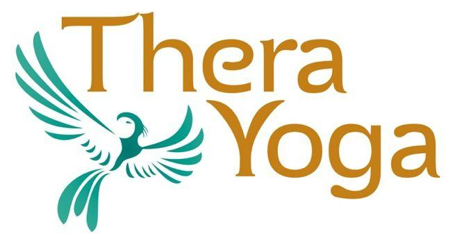 TheraYoga Studio Logo