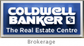 Coldwell Banker The Real Estate Centre Logo