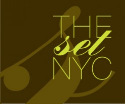 The Set NYC Logo
