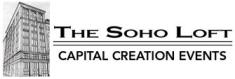 The SoHo Loft Capital Creation Events Logo