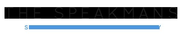 The Speakmans Logo