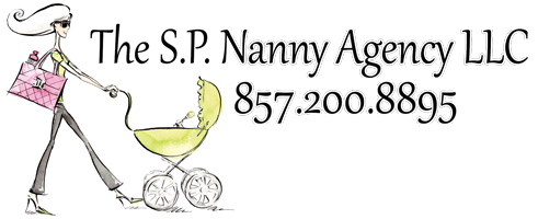 The SP Nanny Agency LLC Logo