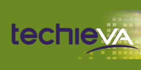 The Techie VA Logo
