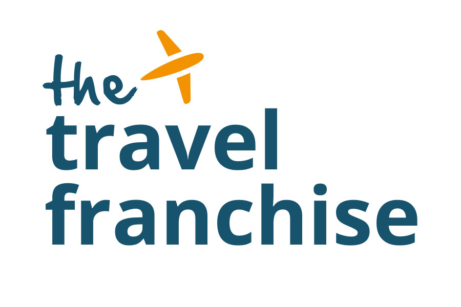The Travel Franchise Logo