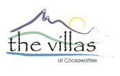The Villas at Coosawattee River Resort Logo