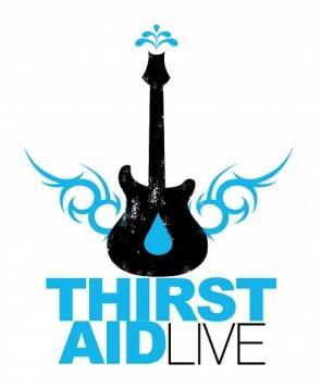 Thirst Aid Live Logo