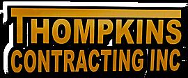 thompkinscontracting Logo