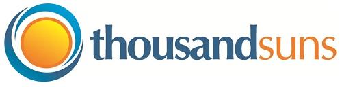 Thousand Suns Logo