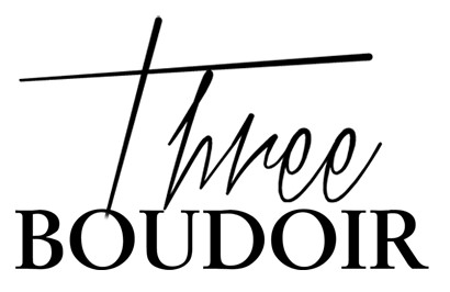 threeboudoir Logo