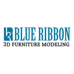 3D Furniture Modeling Studio Logo