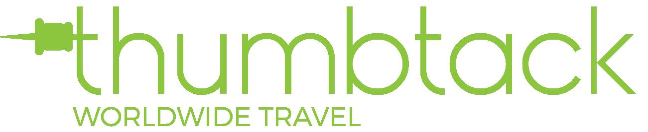 Thumbtack Worldwide Travel Logo