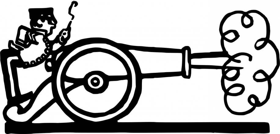Rogue Cannon Publishing Logo