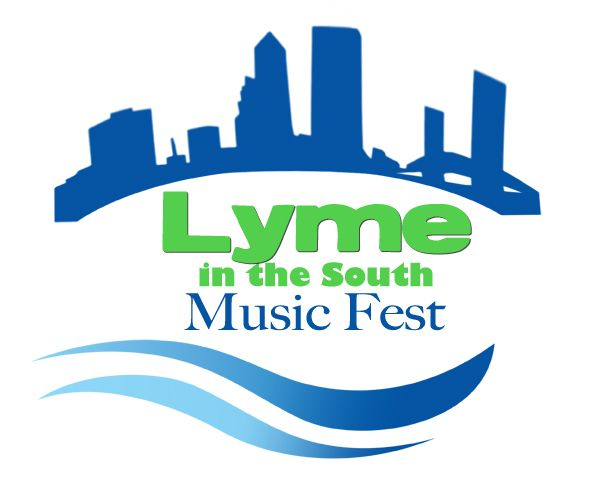 Lyme in the South Music Fest Logo