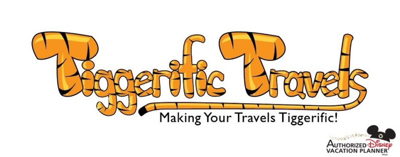 Tiggerific Travels, LLC Logo