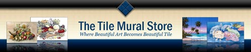 The Tile Mural Store Logo
