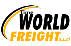 Time World Freight Logo