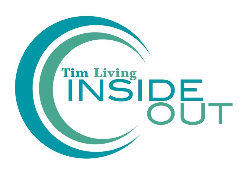 Tim Living Inisde Out Logo