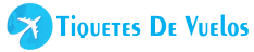 Tiquetes De Vuelos Logo