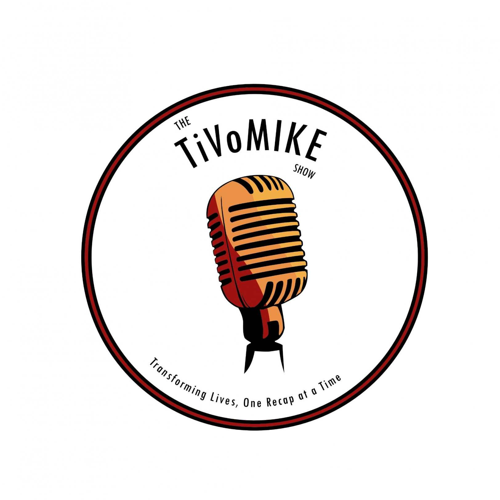 The TiVoMike Show Logo