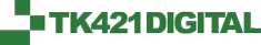 tk421digital Logo