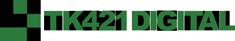 TK421 Digital, LLC Logo