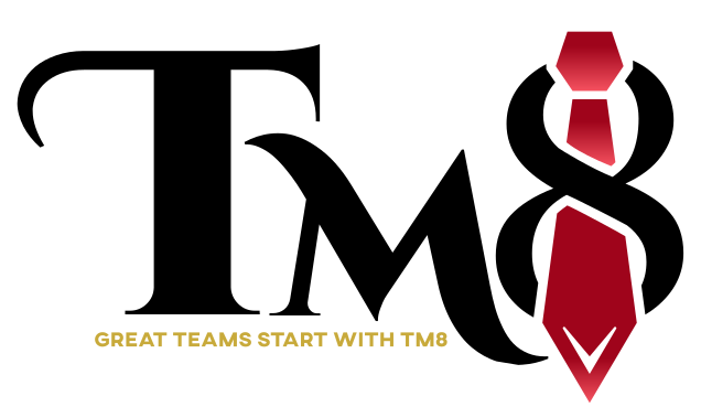 TM8 Recruitment Logo