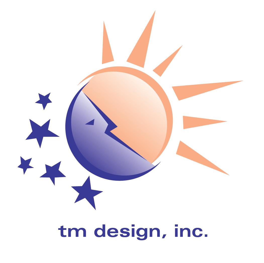 TM Design, Inc. Logo