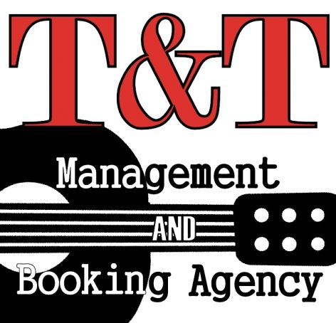 T&T Management and Booking Agency Logo