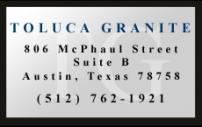 Toluca Granite Logo