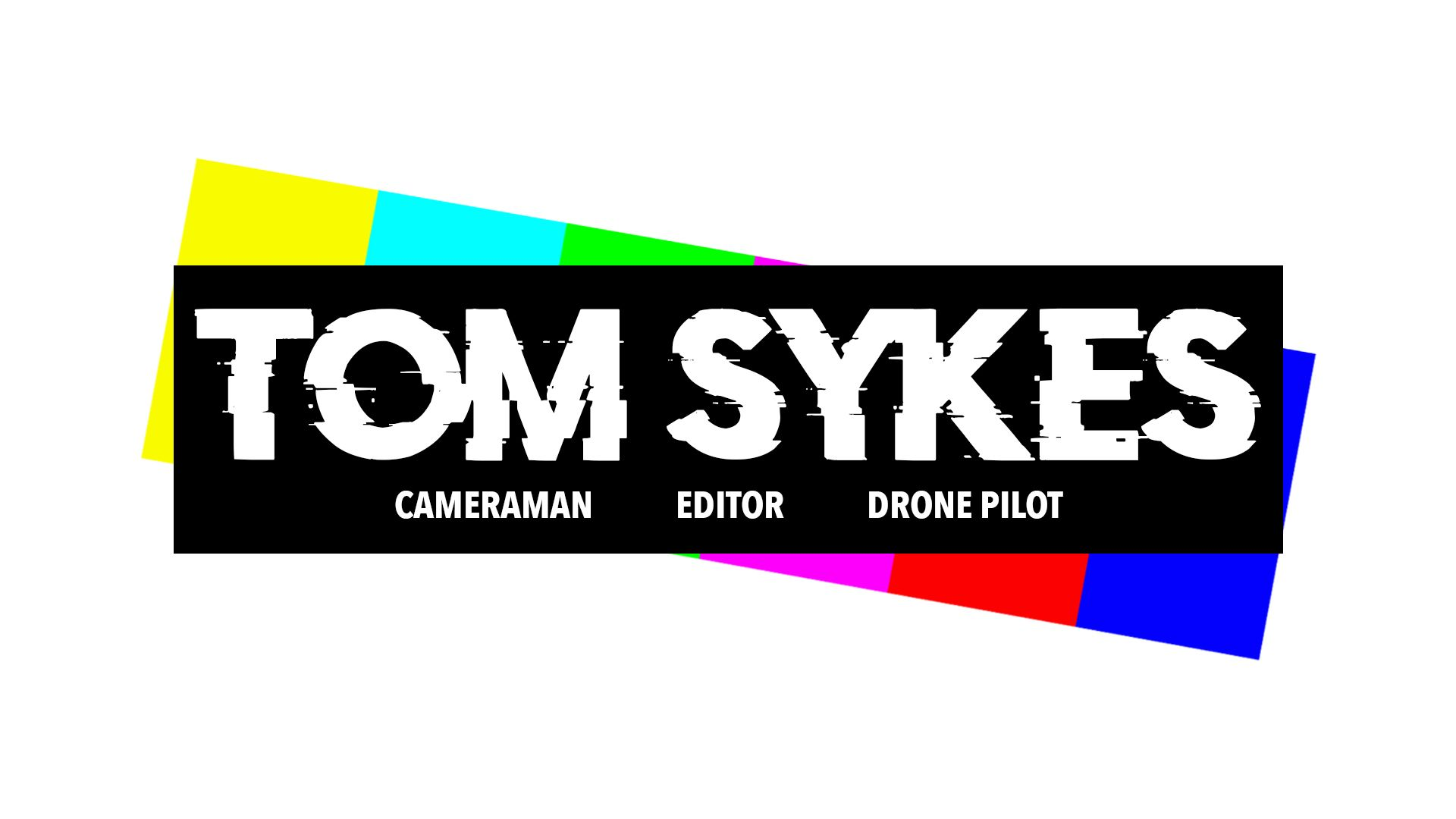 Tom Sykes - Cameraman Logo