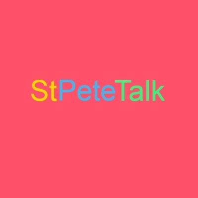 St Pete Talk | Real Estate Agent | Dalton Wade Logo