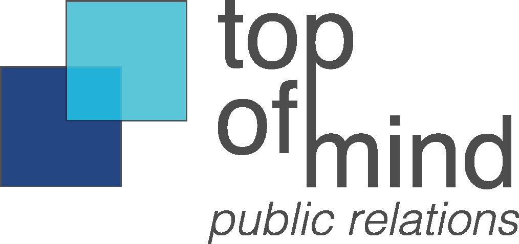 Top Of Mind PR Logo