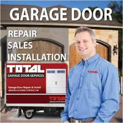 totalgaragedoor Logo