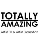 Totally Amazing: Artist Promotion & PR Logo